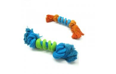 橡胶洁齿绳骨头