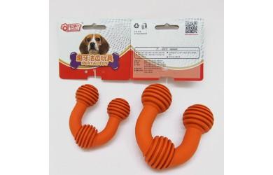 橡胶U形洁齿玩具