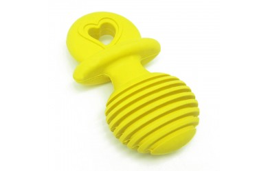 橡胶磨牙心形孔骨头/心形孔骨头