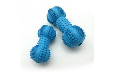 橡胶多功能洁齿哑铃