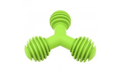 橡胶Y形洁齿玩具
