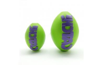 橡胶洁齿橄榄球