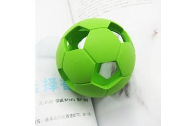 橡胶弹力空心足球